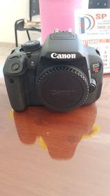Camera Eos Rebel T5i (só Corpo) Semi Nova