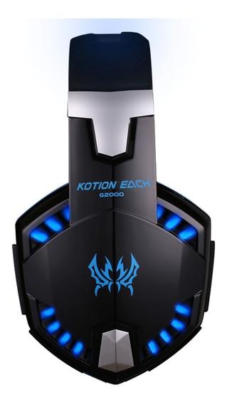 Headset Kotion G2000 Preto