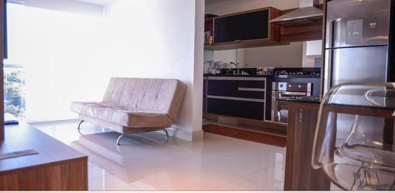 Apartamento Em Campo Belo, São Paulo/sp De 51m² 1 Quartos À Venda Por R$ 605.000,00 - Ap227428