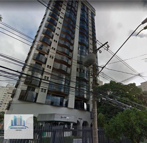 Imagem 1 de 18 de Apartamento  Residencial À Venda, Moema, São Paulo. - Ap1813