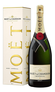Champagne Moet Chandon Brut Imperial. Envios Sin Cargo
