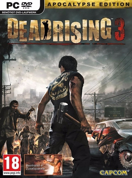 Dead Rising 3 Apocalypse Edition Pc Steam Key