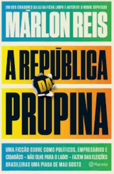 A República Da Propina, Autografado Por Márlon Reis