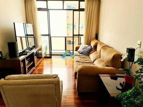 Apartamento Com 3 Dormitórios À Venda, 108 M² Por R$ 853.000 - Vila Monte Alegre - São Paulo/sp - Ap5187
