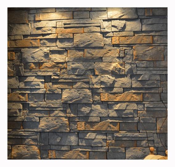 Revestimientos Símil Piedras En `placas