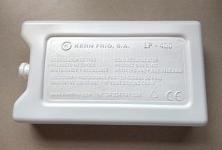 Freez Pack Acumulador De Frio Hielo Seco Artificial