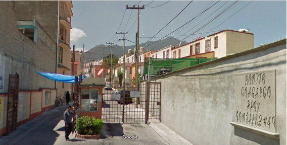 Casa En Carlos Hank Gonzalez, Coacalco De Berriozabal
