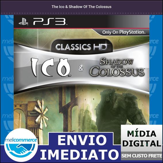The Ico & Shadow Of The Colossus Digital Psn Envio Imediato