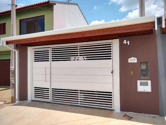 Casa - Geminada, Para Venda Em Nova Odessa/sp - Imob4519