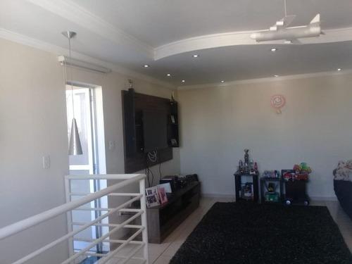 Imagem 1 de 14 de Cobertura Com 3 Dormitórios À Venda, 123 M² - Taboão - São Bernardo Do Campo/sp - Co2840