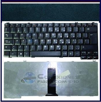 Teclado Lenovo 3000 N500 N200 N100 C100 C200 V100 30alcambio