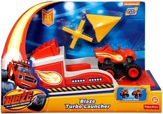 Blaze Y Los Monster Machines - Blaze Launcher - Lanzador
