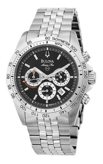Relógio Bulova Marine Star Cronógrafo Wb30917t / 96b113