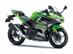 Moto Kawasaki Ninja 400 Modelo 2018