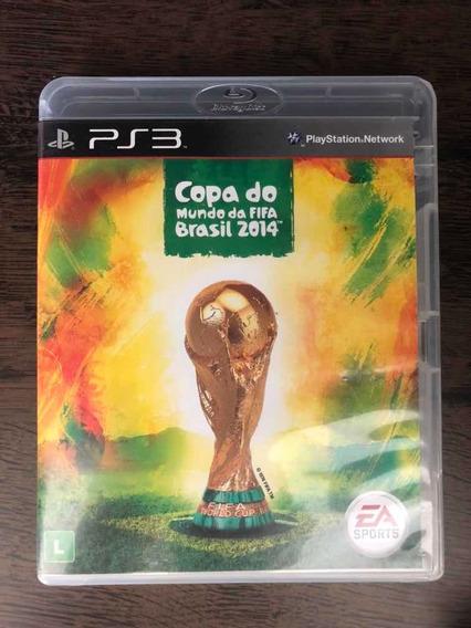 Fifa 14 Copa Do Mundo Brasil 2014 Ps3(original)