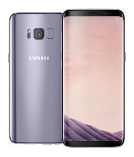 Samsung Galaxy S8 Sm-g950fd 64gb Ametista Original Vitrine
