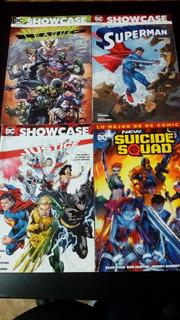 Dc Comics. Showcase