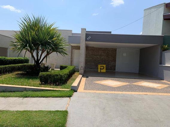 Casa Com 3 Dormitórios À Venda, 185 M² Por R$ 850.000 - Residencial Imigrantes - Nova Odessa/sp - Ca0568