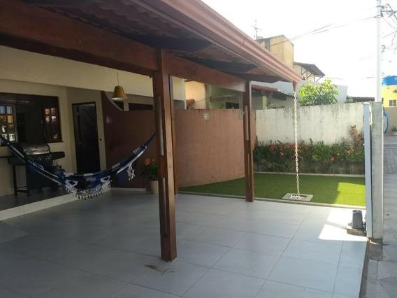 Casa Em Nova Parnamirim, Parnamirim/rn De 125m² 3 Quartos À Venda Por R$ 338.000,00 - Ca265199