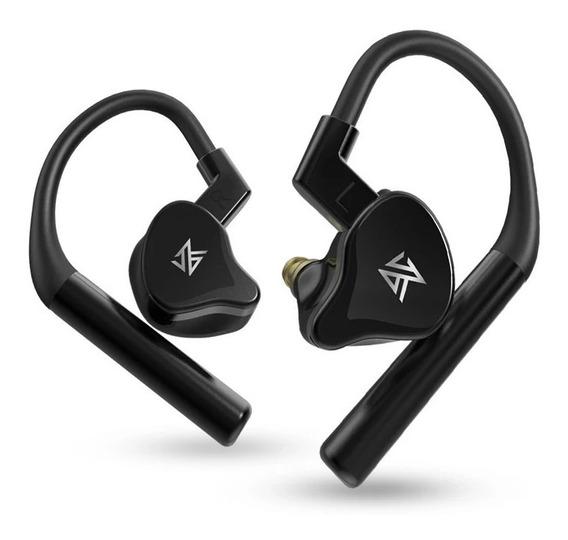 Fone Bluetooth Original Kz E10 Drives 1 Dinâmico+4 Armadura