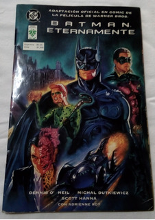 Batman Eternamente Dc Comic 1995 - Gianmm