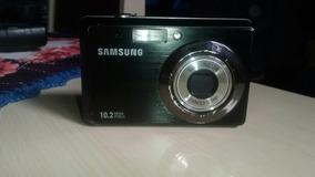 Camera Fotografica E Filmadora Samsung. 10.2 Mega Pixels