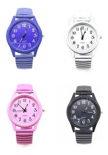 Libre Mercado Reloj Pulsera Relojes Argentina En Elastica RL4j5A3