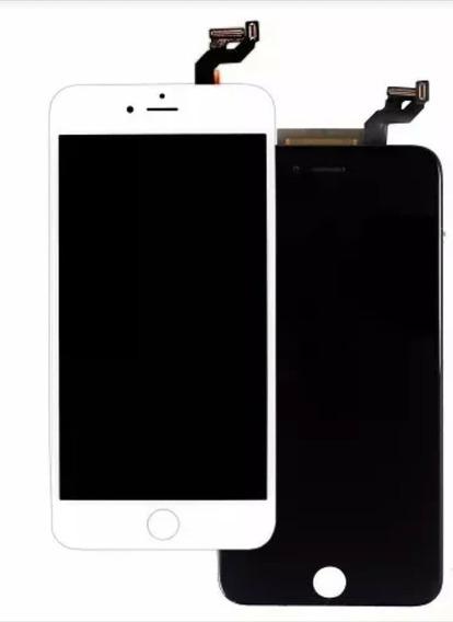 Tela Iphone 6 Preta E Branca