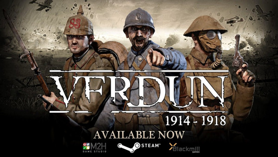 Verdun Original Cd-key Steam