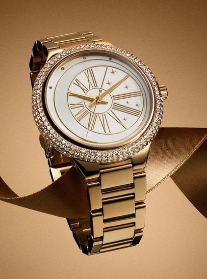 Relógio Michael Kors Original Novo - Importado Usa