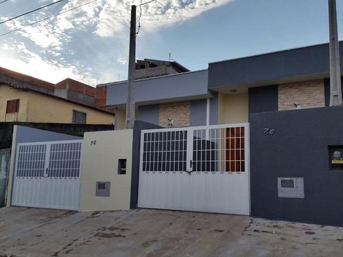 Imagem 1 de 17 de Casa Residencial À Venda, Vila Real, Hortolândia. - Ca1964
