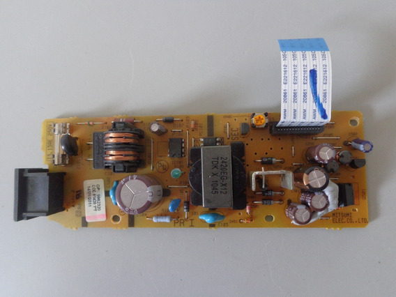 Placa Fonte Receptor Net Digital Satélite - Mod: Dcr3101/78