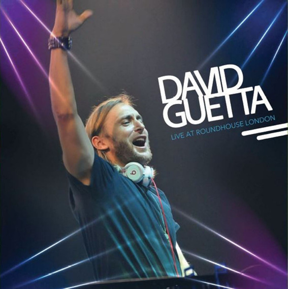 Vinilo David Guetta Live At Roundhouse London Part 1