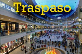 Local En Traspaso En Centro Comercial Santa Fe