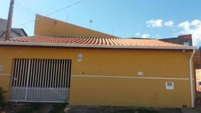 Casa Residencial À Venda, Jardim São Judas Tadeu, Campinas. - Ca0493