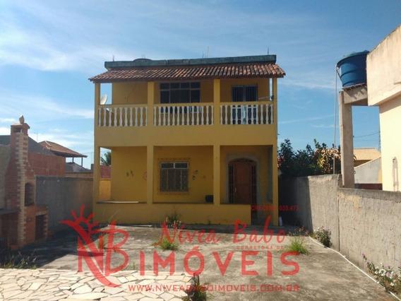 Em Unamar, Condomínio Fechado, Casa Com Piscina. - Vcap 159 - 33862113