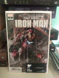 Tony Stark Iron Man #2