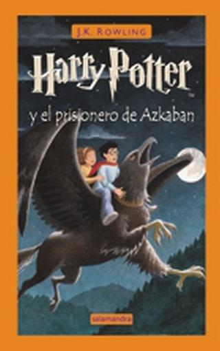 3 Harry Potter Y El Prisionero De Azkaban - Rowling, J.k