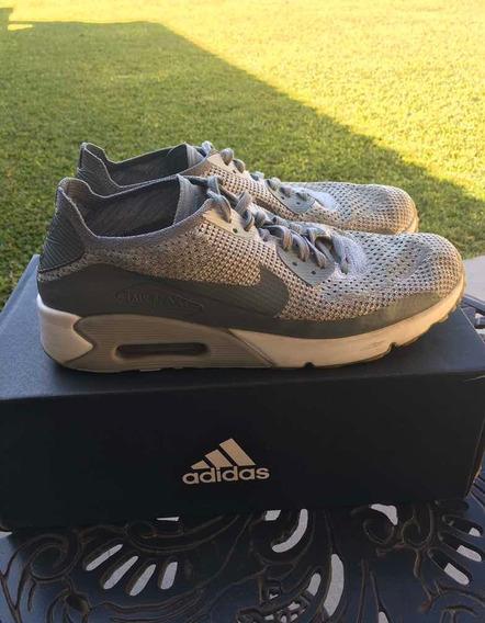 Zapatillas Nike Air Max 90 Flyknit. Originales 10.5us