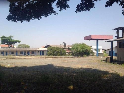 Galpão Comercial Para Locação, Jardim Do Lago, Campinas. - Ga0469
