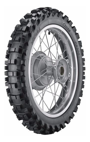 Pneu Cross Moto Honda Crf230 100/100-18 59m Cr300 Vipal