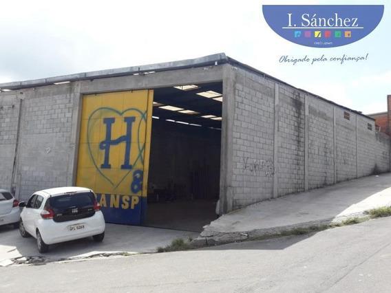 Galpão Para Locação Em Itaquaquecetuba, Residencial Promissão, 1 Banheiro - 190401r_1-1097768