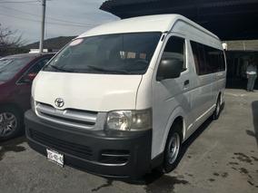 Toyota Hiace 2.7 Bus Commuter 15 Pas Mt 2007