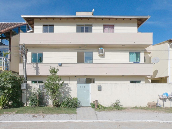 Cobertura Com 1 Dormitório Para Alugar, 50 M² No Campeche Em Região Privilegiada - Co0169