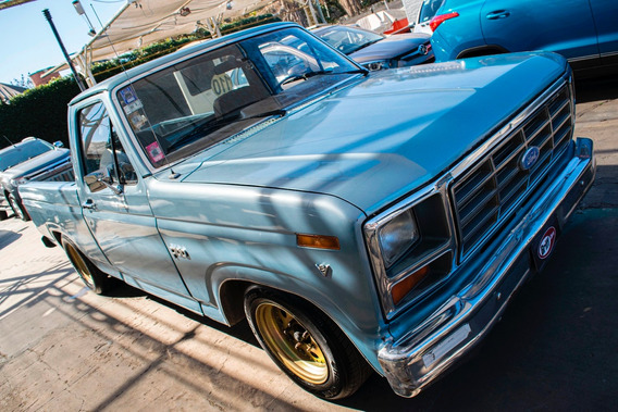 Ford F 100 V8 C/gnc 1983 Griff Cars