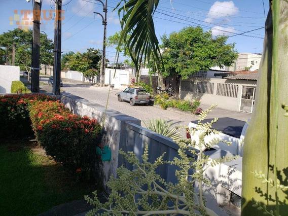 Casa Com 4 Dormitórios À Venda, 300 M² Por R$ 700.000,00 - Bongi - Recife/pe - Ca0357
