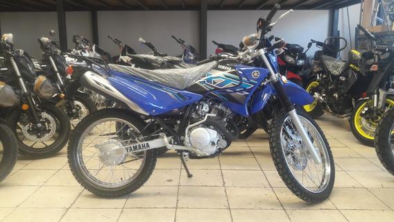 Yamaha Xtz 125 12 Cuotas O 18 En Marellisports 0km