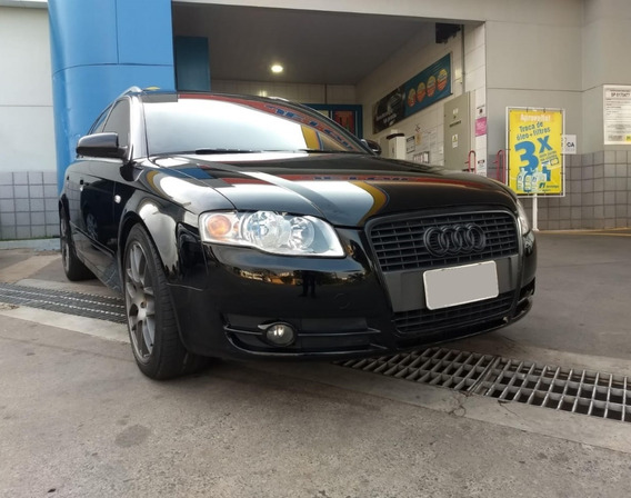 Audi A4 Avant 1.8 Turbo Multitronic 5p 2005