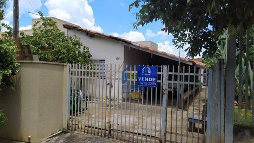 Casa Com 2 Dormitórios À Venda, 65 M² Por R$ 130.000,00 - Vila Toninho - São José Do Rio Preto/sp - Ca2564