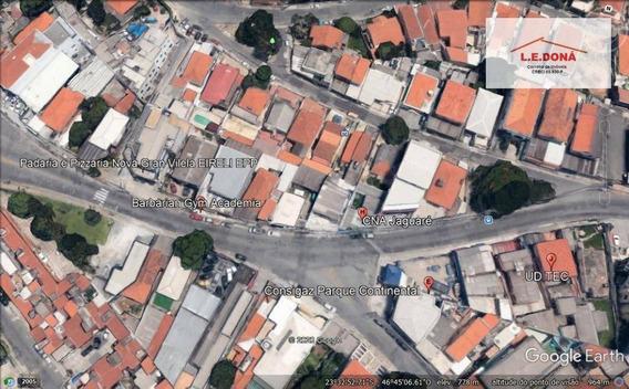 Barracão À Venda, 144 M² Por R$ 757.000 - Jaguaré - São Paulo/sp - Ba0001